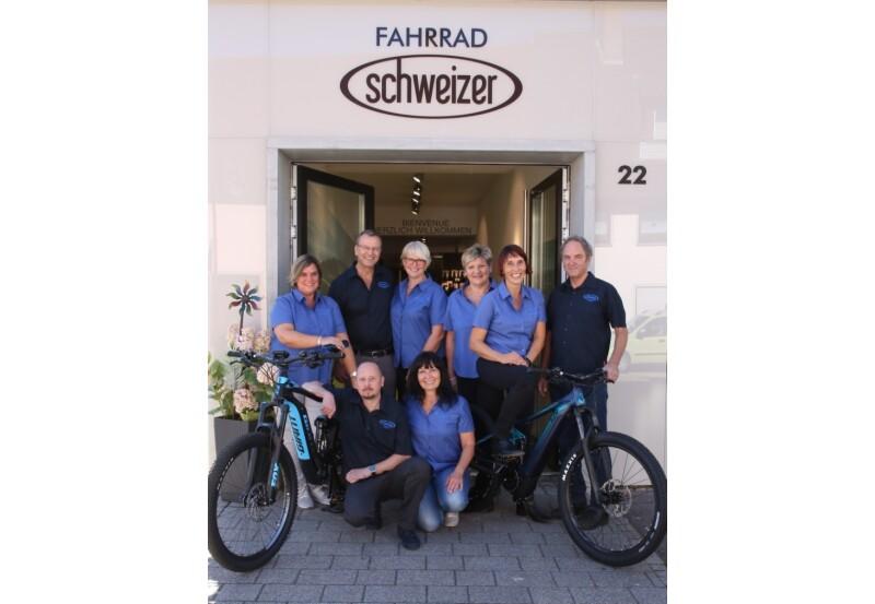 Seit 90 Jahren Fahrrad Schweizer