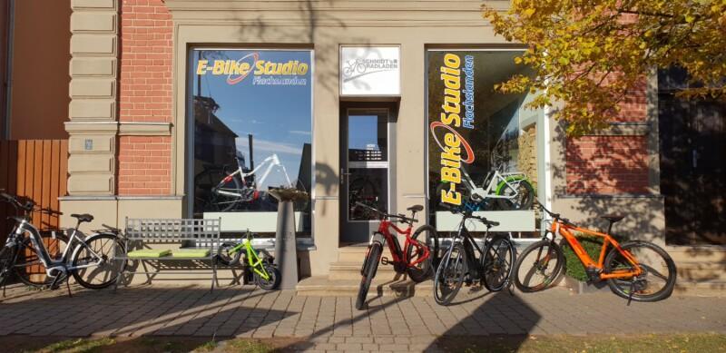 Unser E-Bike Studio