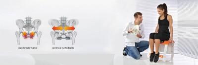 Terminanfrage für eine individuelle Sitzknochenvermessung