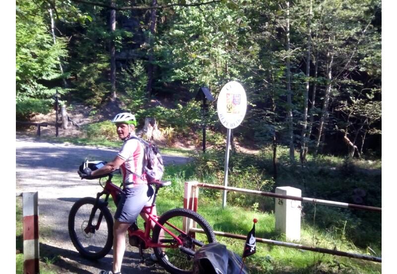 Wochenendtour mit MTB und E-Bike