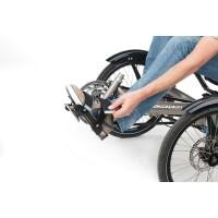 Liegedreiräder sind auch Hilfsmittel