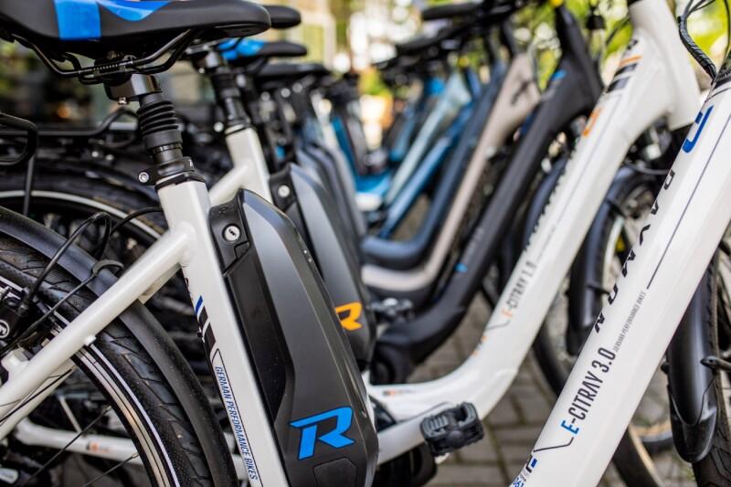 Unsere große E-Bike Auswahl
