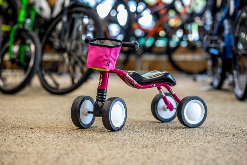 Räder für groß und klein