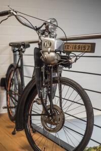 NSU-MOTOSULM • Baujahr 1931 • 64ccm • 1,25PS