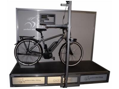 Messung des E-Bikes