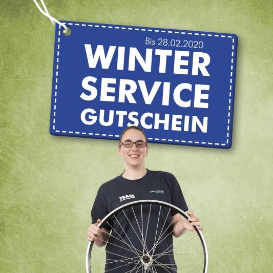 Winter Service Gutschein