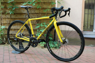 Ritchey Outback Yellow