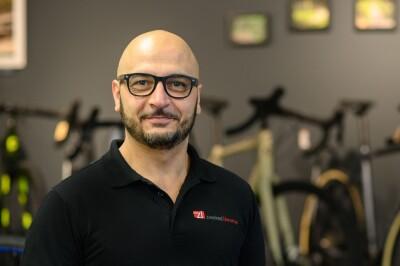 Diego Carbone - Werkstatt und Verkauf