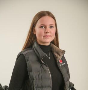 Vanessa Sicker - unsere Auszubildende zur Verkäuferin