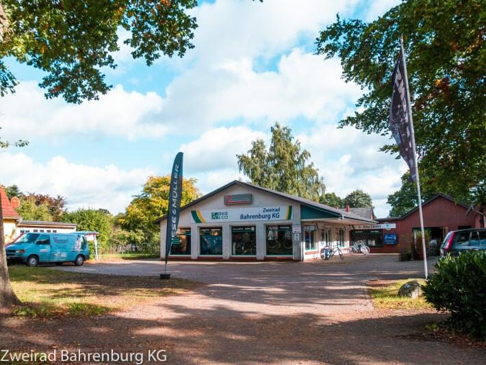 Zweirad Bahrenburg im Herbst 2020