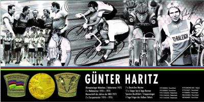 Erfolge - Günter Haritz