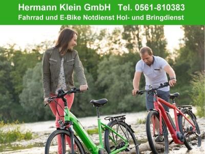 Fahrradnotdienst & Fahrradtransport