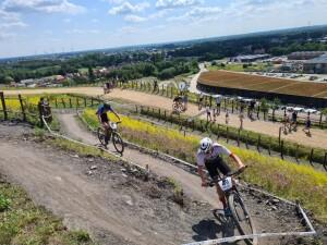 Dreiländer Cup MTB Rennen in Belgien