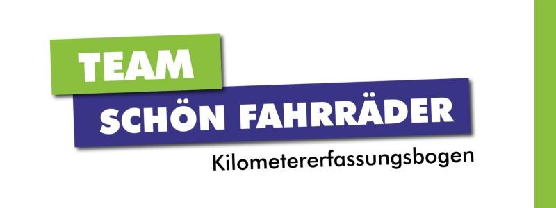 Kilometererfassungsbogen