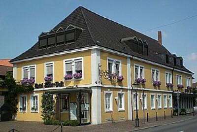 Hotel Adler Post Schwetzingen