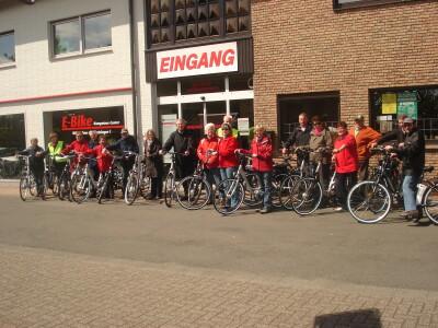 1. Geführte E-Bike Tour