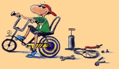 Individuell: Die E-Bike-Wartung