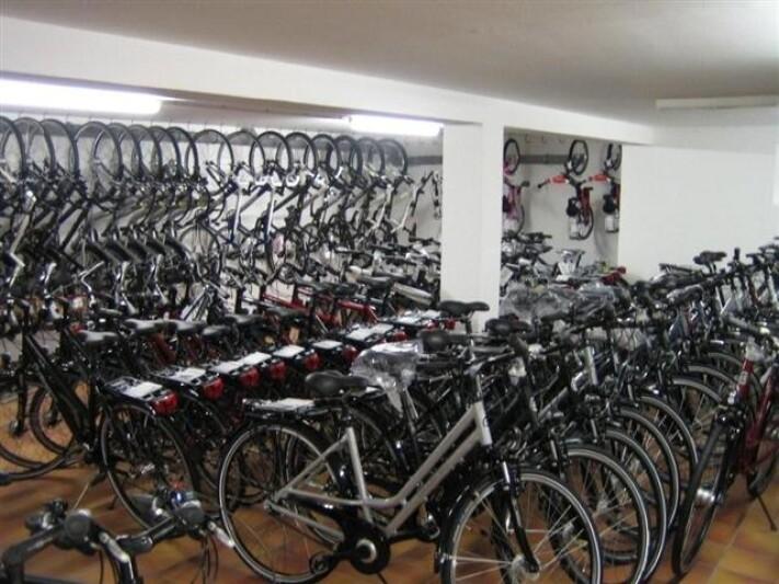 Sie suchen ein Fahrrad oder ein Ersatzteil?