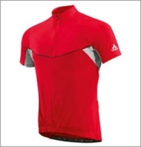 Funktionelle Radsportbekleidung