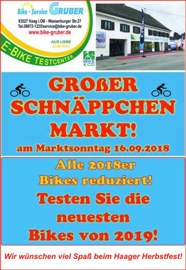 Großer Schnäppchenmarkt!