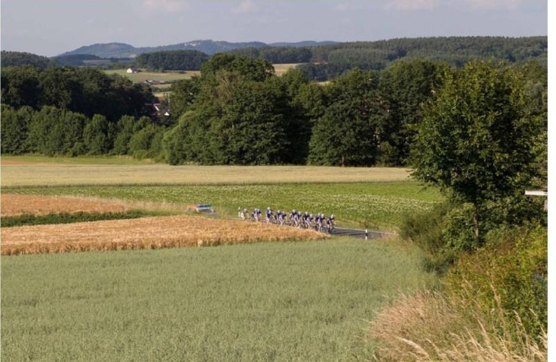 Herrmann Radteam unterwegs