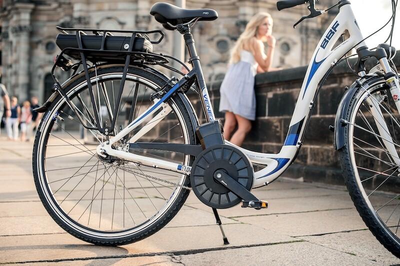 binova, Das kompakte e-Motor Nachrüstkit für Fahrräder kommt aus Sachsen