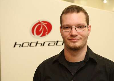 David Schramm - Zweiradmechaniker+IT-Spezialist