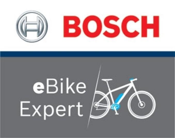 Wir sind offizieller Bosch eBike Expert
