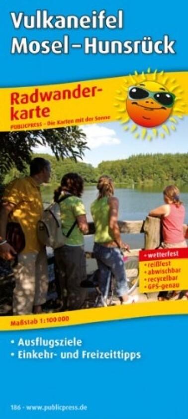 Rad- und Wanderkarten Puplicpress