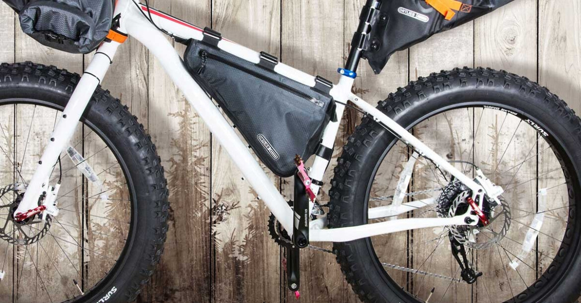 Ortlieb Bike-Packing