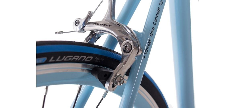 Chrisson FG-1.0 Flat hell blau