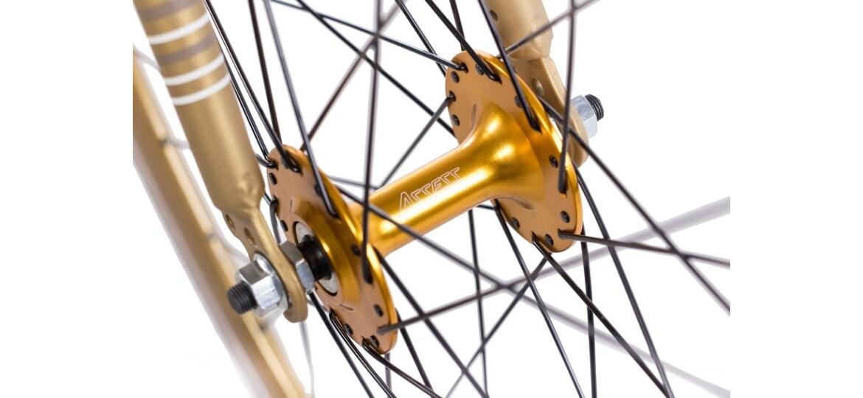 Chrisson FG Road 1.0 gold matt