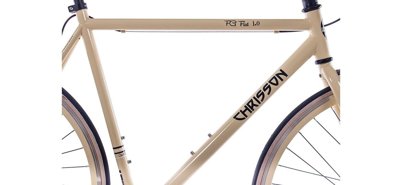 Chrisson FG-1.0 Flat creme