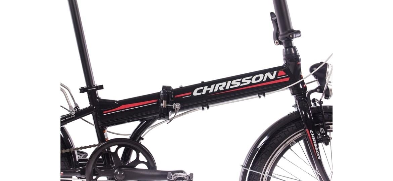 Chrisson Foldrider 1.0 schwarz matt