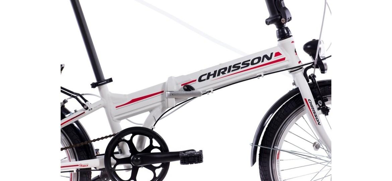 Chrisson Foldrider 3.0 weiß matt