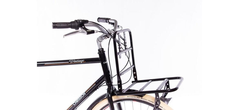 Chrisson VINTIAGO Gent mit 3G Shimano Nexus black glossy