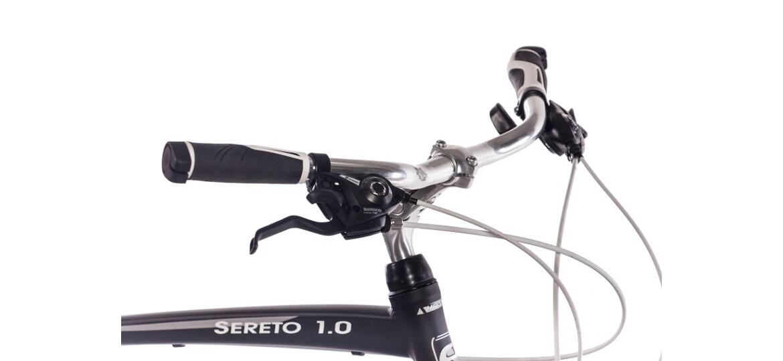 Chrisson SERETO 1.0 Gent 24G Shimano Acera schwarz matt