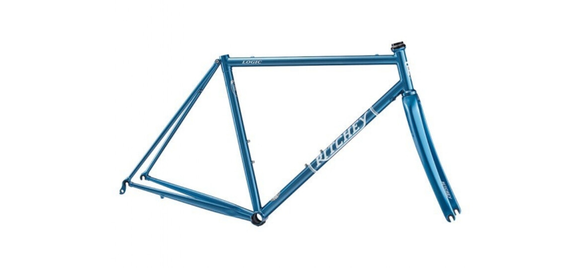 Ritchey COMP ROAD LOGIC Rennrad in exquisiter Skyline Blue-Lackierung