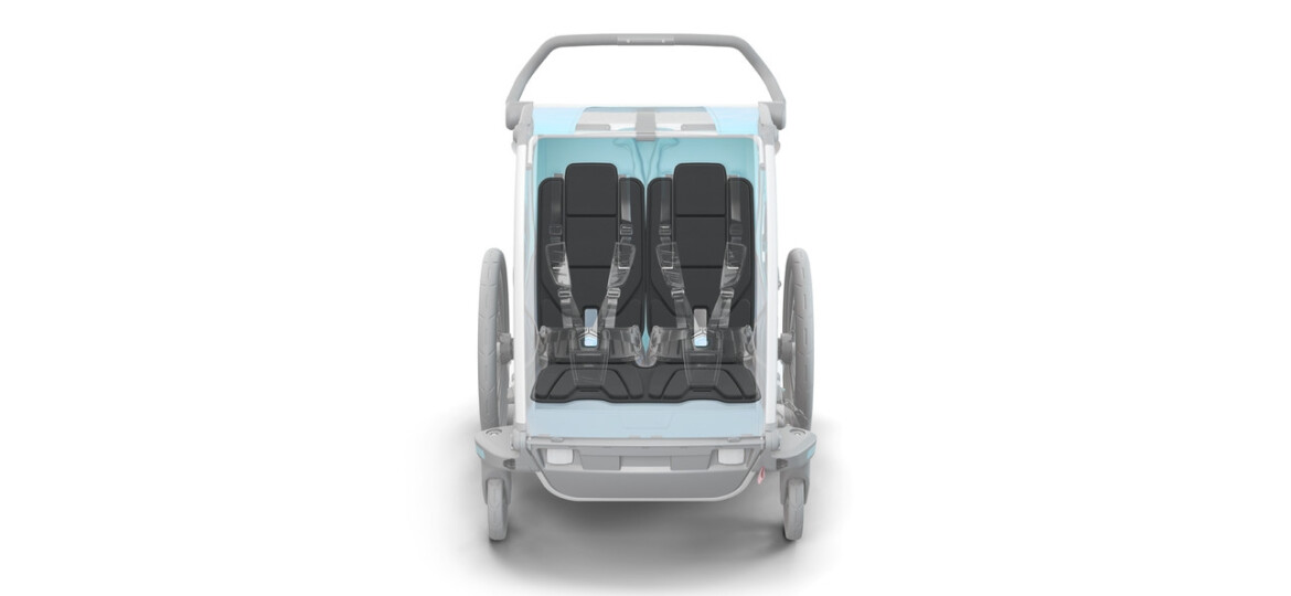 Thule Chariot Thule Chariot Padding 2 incl. Versand