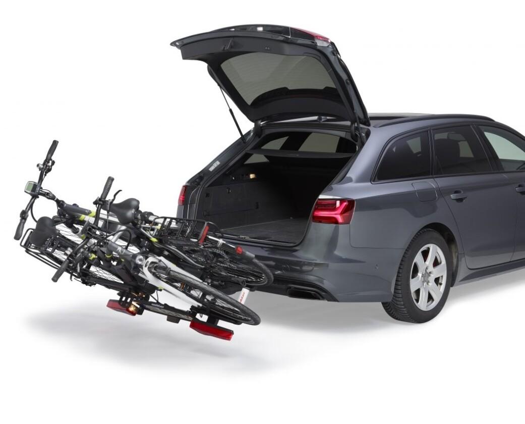 Uebler Kupplungsträger i21, neues Model, für E-bikes