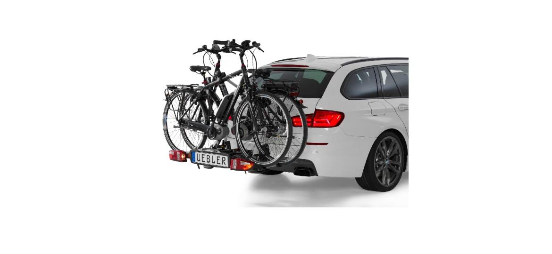 Uebler Kupplungsträger X21 S, für E-bikes 60Kg