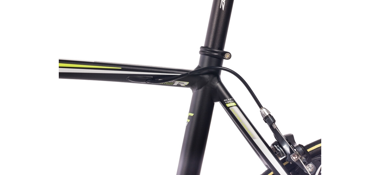 Chrisson Reloader SHIMANO CLARIS 24G schwarz matt