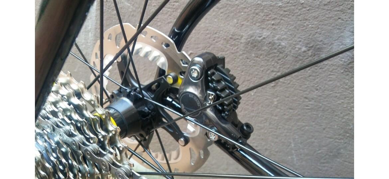 Ritchey SWISS CROSS DISC Rahmenset mit SHIMANO 105 Hydraulic