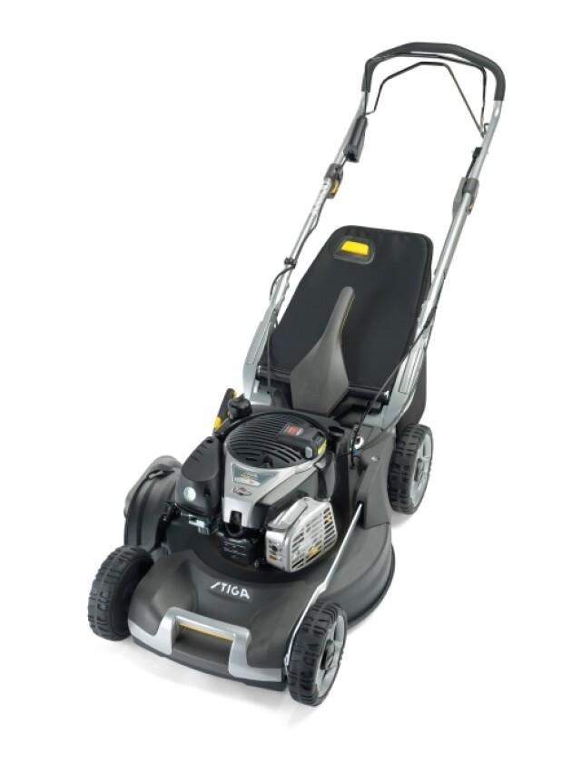 Stiga Benzin-Rasenmäher Twinclip 50 SQEB