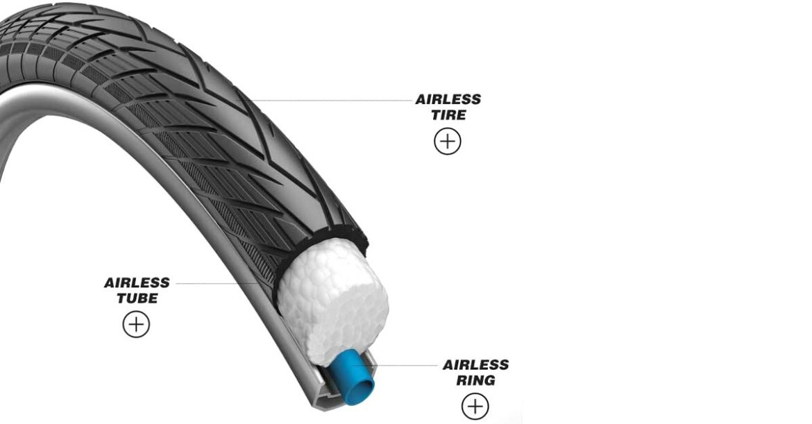 Schwalbe Airless-System 40-622