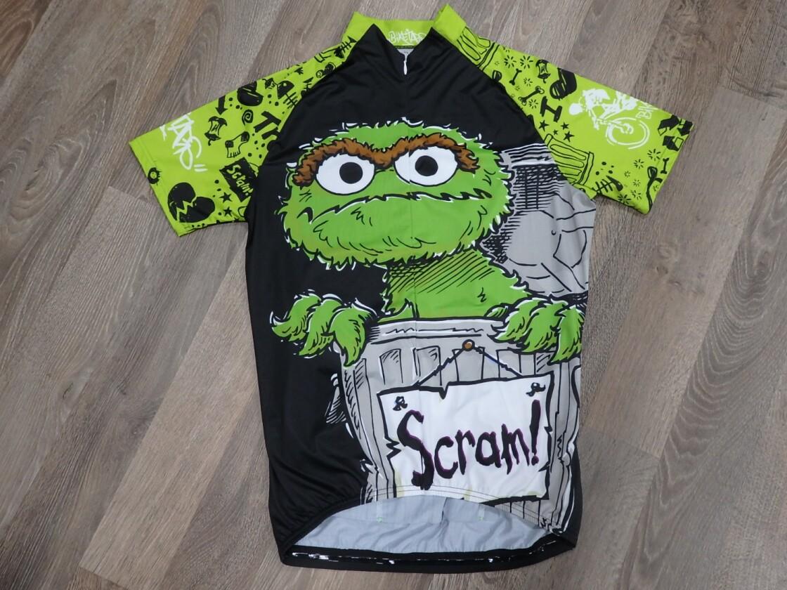 Sesamstrass Oscar