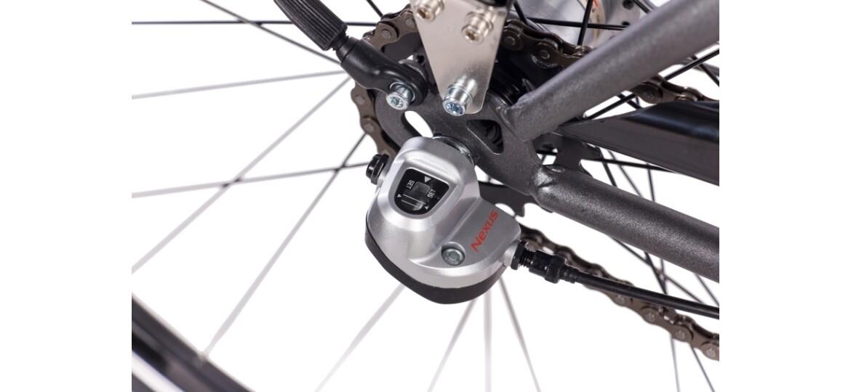 Chrisson City One Herrenrad 3G Shimano Nexus anthrazit  matt