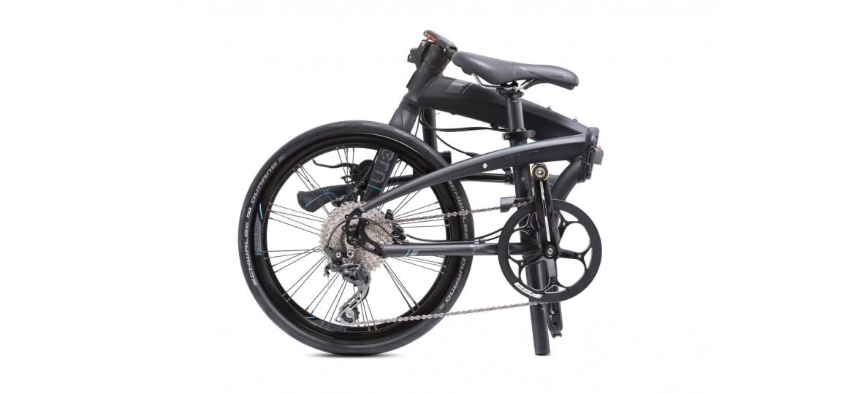 Tern Verge P10 Mod.20  black/dark grey