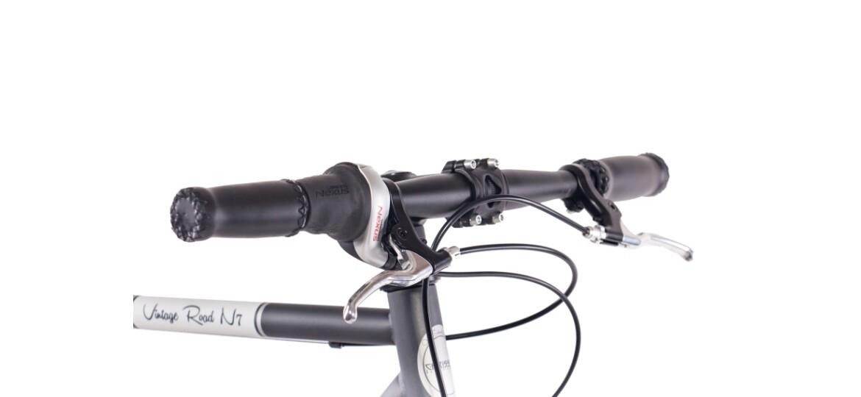 Chrisson Vintage Road Nexus 7G Urban Bike anthrazit  matt