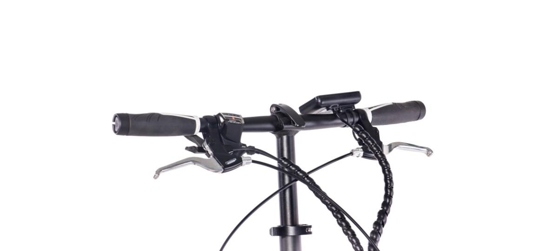 Chrisson EF2 9G SORA DISK & BAFANG  8,7AH schwarz matt